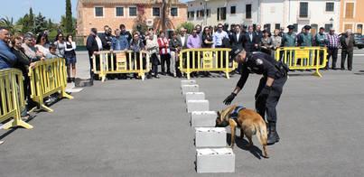 Éxito de la I Diada de la Policía Local