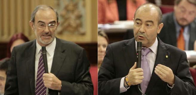 Gómez acusa a Diéguez de ocultar datos en su declaración de bienes