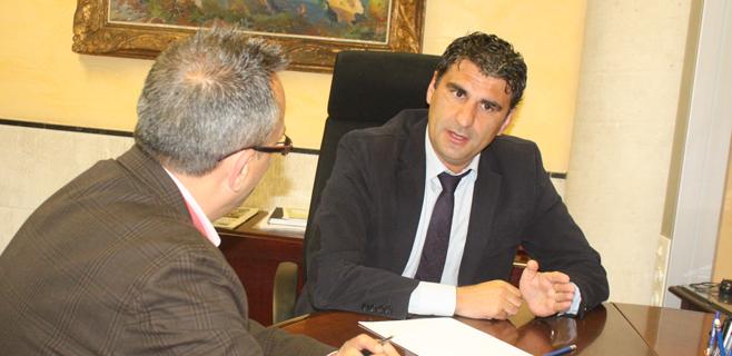Julio Martínez, teniente de alcalde económico de Cort