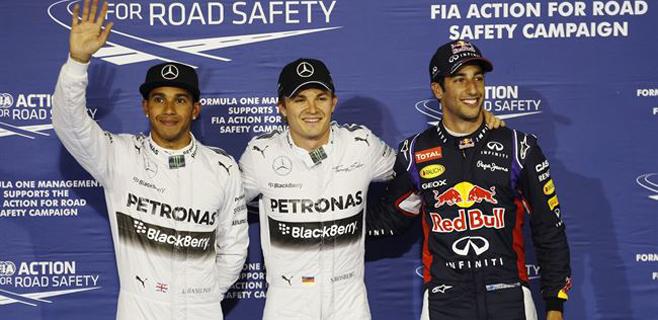 Rosberg se queda la 'pole' y Alonso saldrá noveno