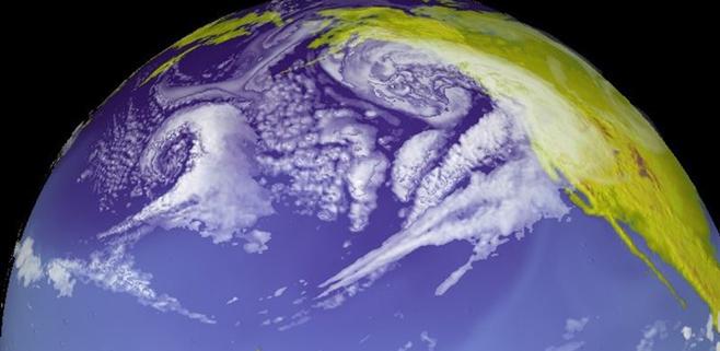 La contaminación de Asia influye en el clima mundial