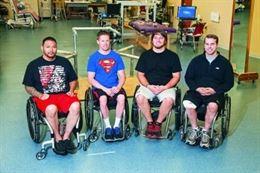 Parapléjicos recuperan movilidad con estimulación eléctrica