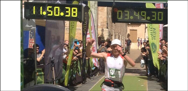 Dybek Pawel gana la Ultra Mallorca y Tòfol Castanyer la Trail