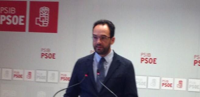 Antonio Hernando: