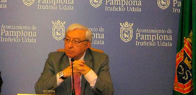 Multado un concejal de Pamplona por superar la tasa de alcoholemia
