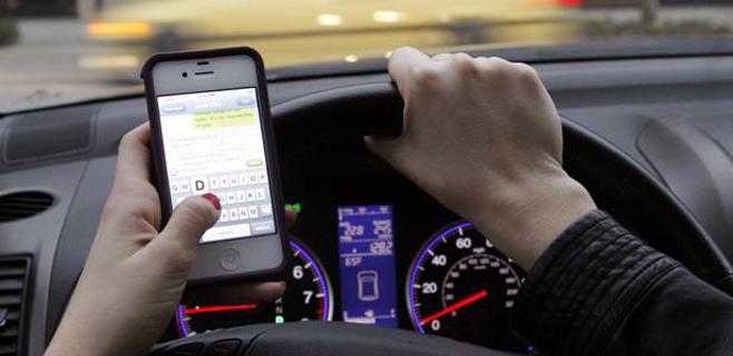 Patentado un sistema para anular el iPhone si conduces