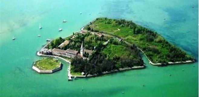 La isla maldita de Venecia sale a la venta