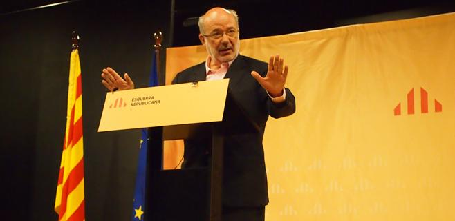 ERC se presenta a Europa como una candidatura
