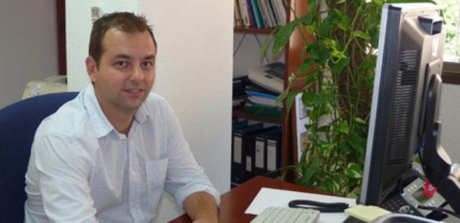 Marcos Barceló, nombrado como nuevo subdirector de Enfermería y Cuidados
