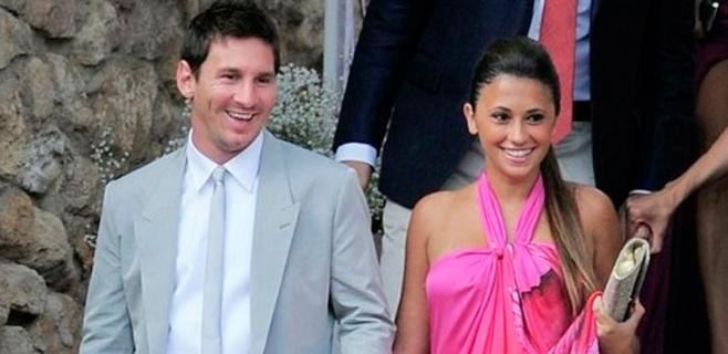 Messi y Antonella desmienten que estén esperando un hijo