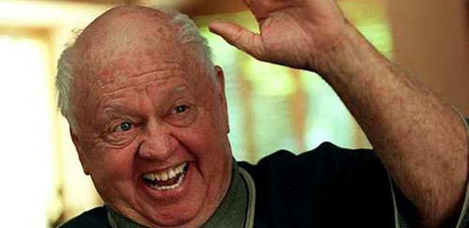Muere el actor Mickey Rooney