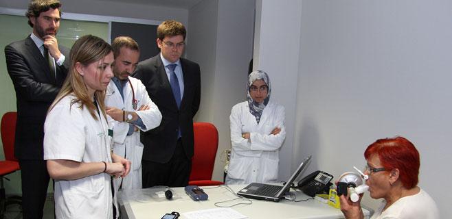 El Instituto de Investigación trabaja la nariz electrónica