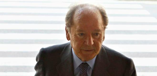 José Luis Núñez también pide el indulto