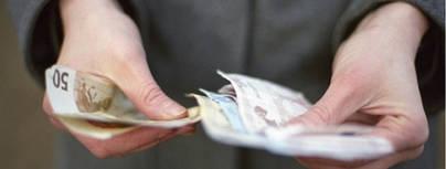 Las venas de la mano como sistema de pago