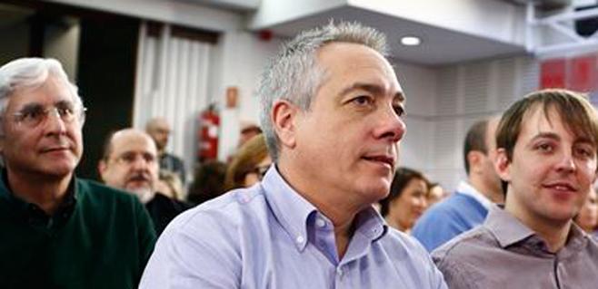 Pere Navarro es agredido en Terrassa