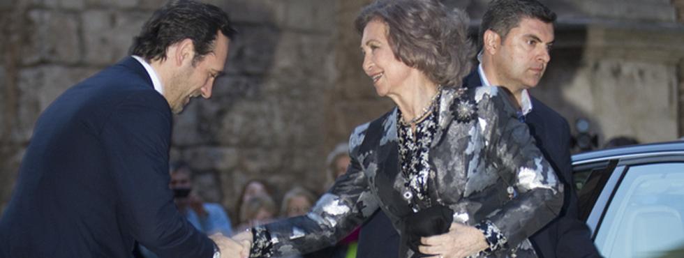 La Reina no falla a Mallorca y su sociedad