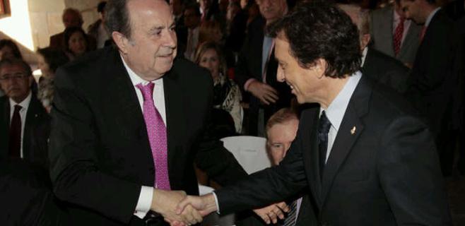 Isern lleva año y medio marginado del PP-Palma por Rodríguez