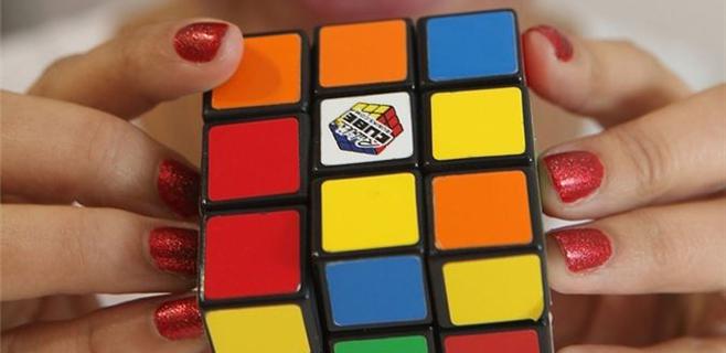 El cubo de Rubik cumple 40 años