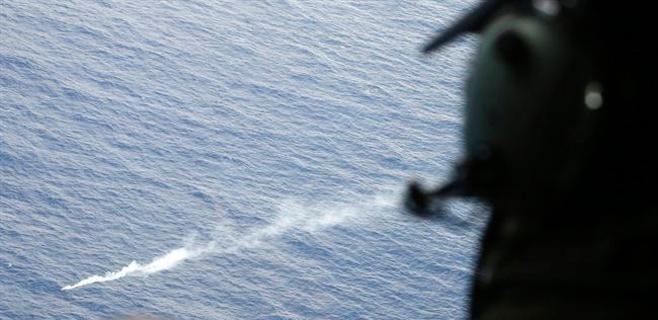 Detectada otra señal que podría proceder del avión desaparecido
