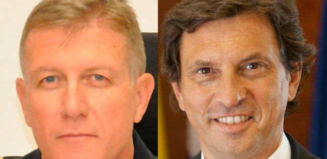 Fiscalía desestima la denuncia de Antoni Vera contra el alcalde Isern