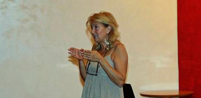 Xesca Vidal pilota el aterrizaje de Carmen Planas