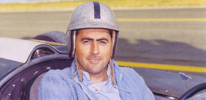 Fallece el 3 veces campeón de F-1, Jack Brabham