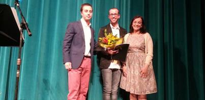 Matèria Fosca gana el XXIX Premi Bernat Vidal i Tomàs