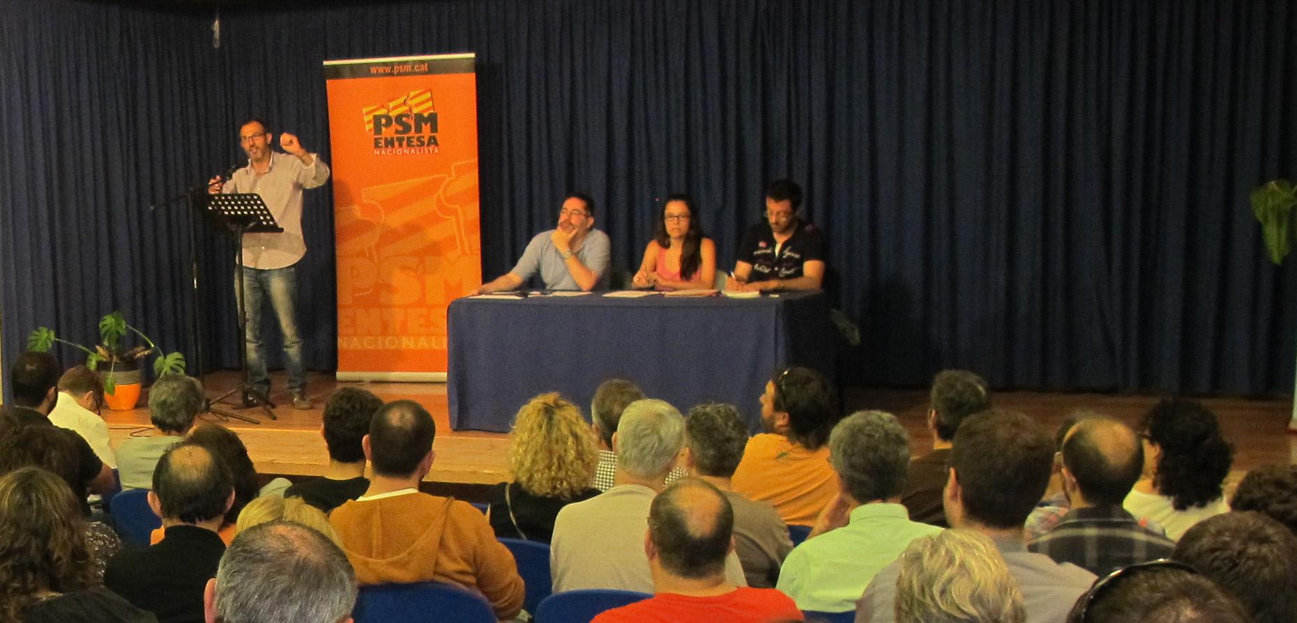 Més incorpora a ERC-Mallorca tras entrar en la federación PSM-Entesa