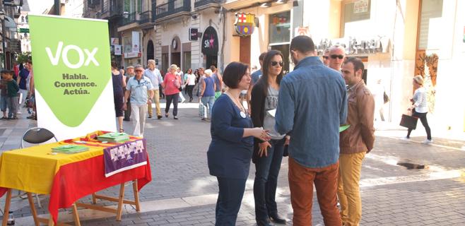 La ex del PP Ana María Vidal se apunta a la campaña de VOX en Balears