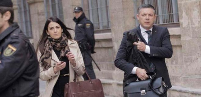 Imputada la abogada Jiménez por grabar a la infanta Cristina declarando