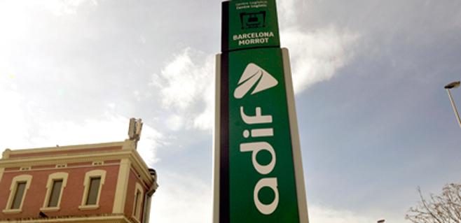 Registradas las sedes de ADIF en Madrid y Barcelona