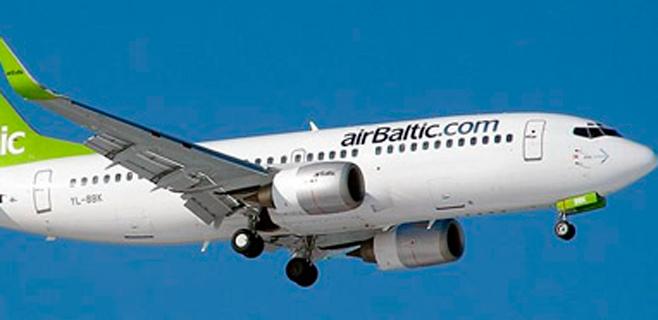 airBaltic unirá la letona Riga con Palma