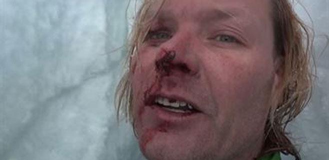 Un alpinista logra ser rescatado tras subir un vídeo a Facebook