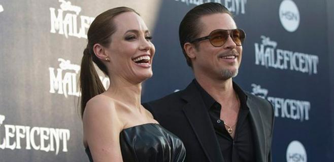 Angelina Jolie prohibe a Brad Pitt rodar escenas de sexo