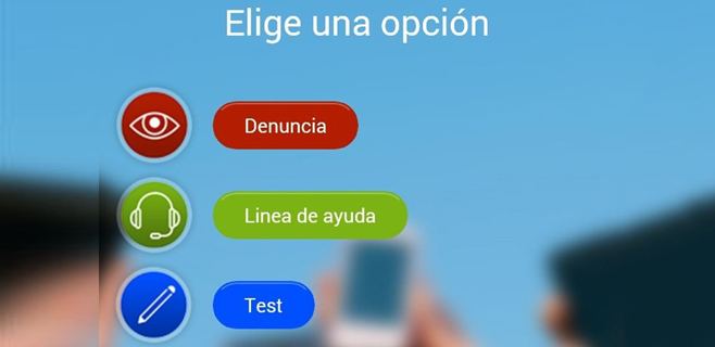 Protégete, una app para ayudar en casos de ciber acoso