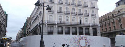 La flagship store de Apple