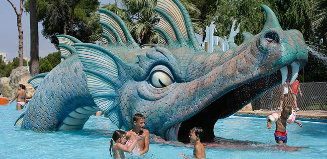 Nuevas atracciones en Aqualand El Arenal