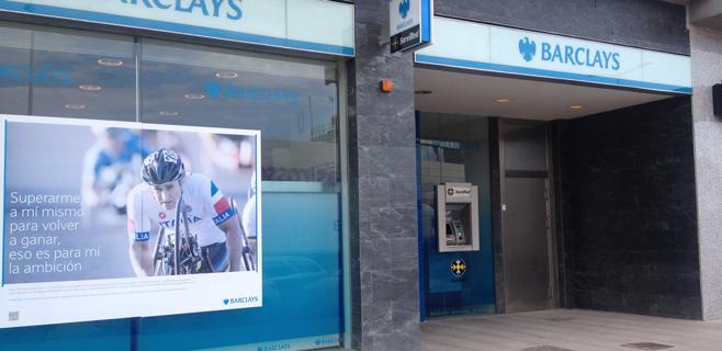 Peligro de cierre para las 13 oficinas de Barclays desplegadas en Balears