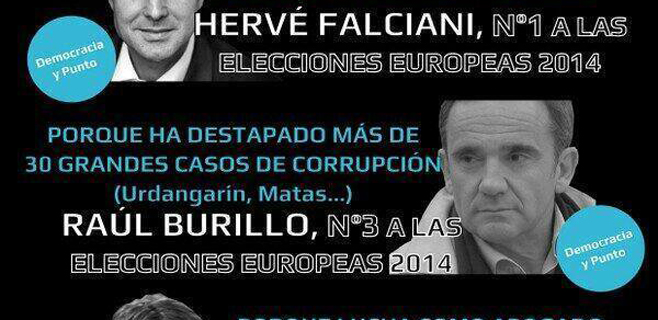 Raúl Burillo se pone todas las medallas de los casos Matas y Urdangarin