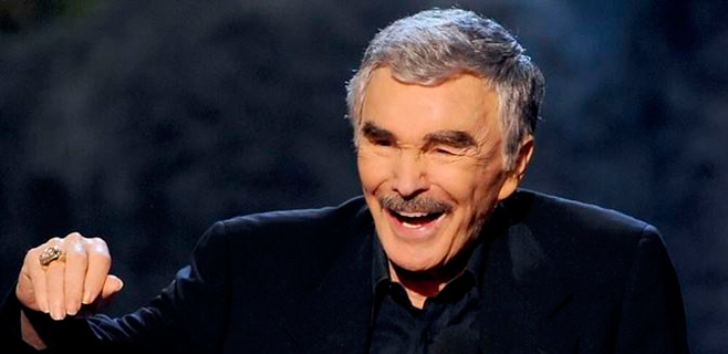 Burt Reynolds, desahuciado