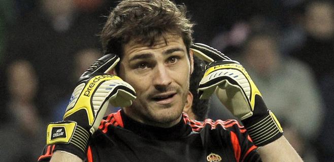 Iker Casillas, a un paso del Oporto