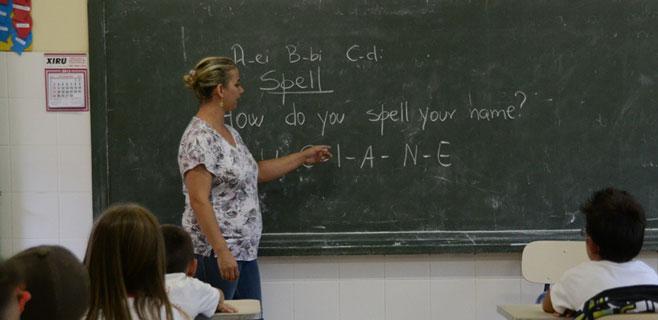 El 68,8% de los docentes que se han examinado de inglés acreditan un B2