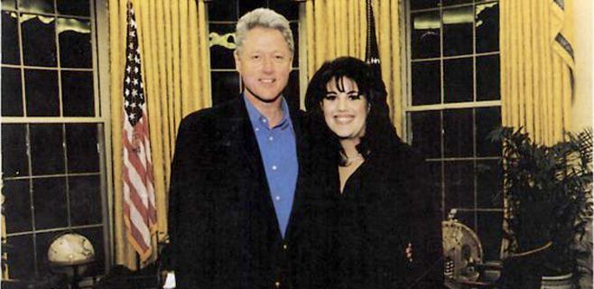 Mónica Lewinsky rompe su silencio en el affaire Clinton