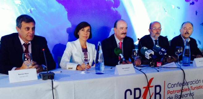 Antonio González presidirá la Confederación de Patronales Turísticas