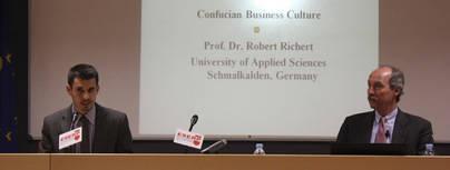 Conferencia sobre cultura empresarial
