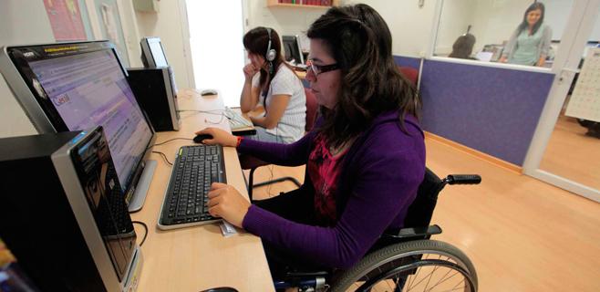 Balears incrementa un 56,6% los contratos indefinidos de discapacitados
