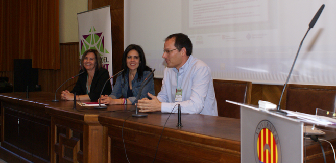Sandra Fernández pide al movimiento voluntario que se forme y se coordine