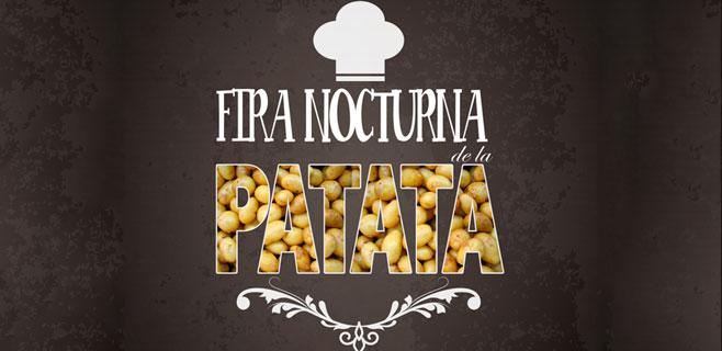 Vuelve la Fira nocturna de la patata en Sa Pobla