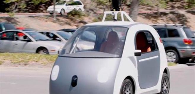 Google diseña su propio coche autónomo
