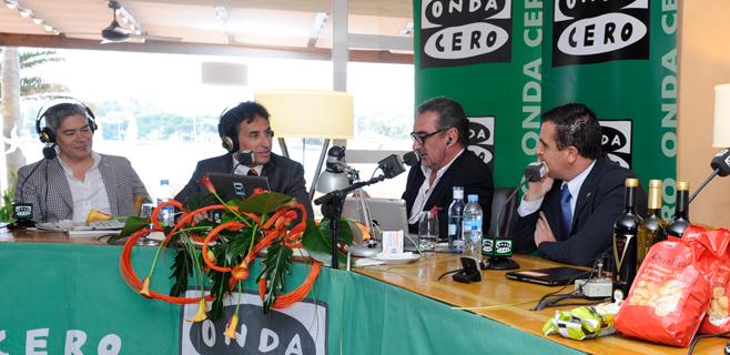 Carlos Herrera emite desde Calvià